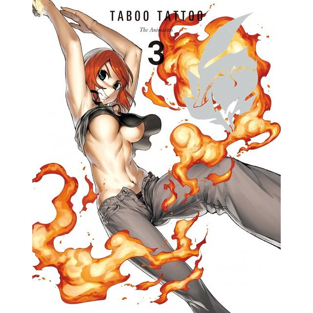 Taboo Tattoo 3 [Blu-ray+CD Limited Edition]