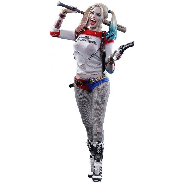 DC Comics Suicide Squad 1/6 Scale Collectible Figure: Harley Quinn