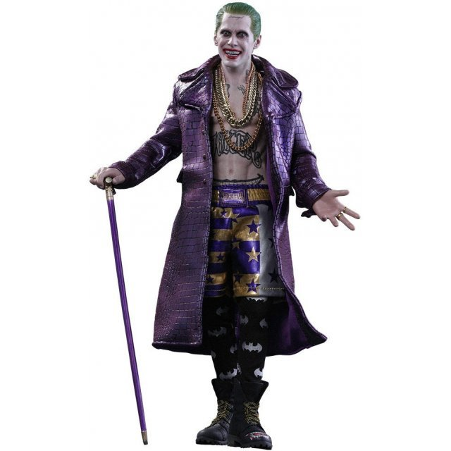 DC Comics Suicide Squad 1/6 Scale Collectible Figure: Joker (Purple Coat Ver.)