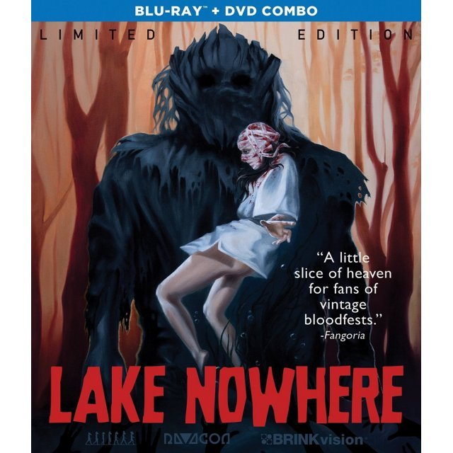 Lake Nowhere (Limited Edition) [Blu-ray+DVD]