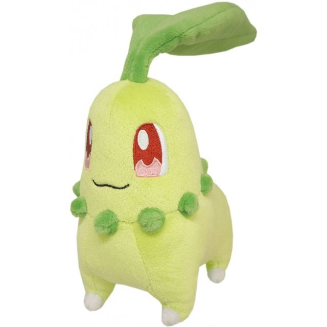 Pokemon All Star Collection Plush: Chikorita [Small]
