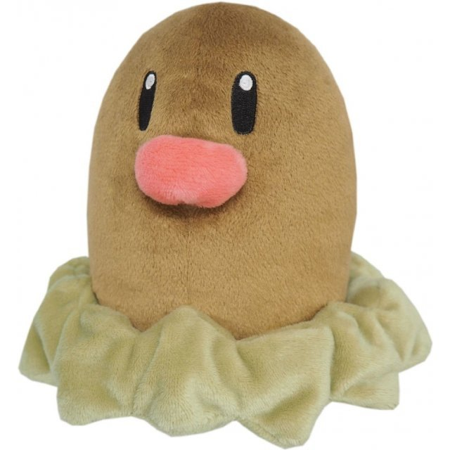 Pokemon All Star Collection Plush: Diglett [Small]