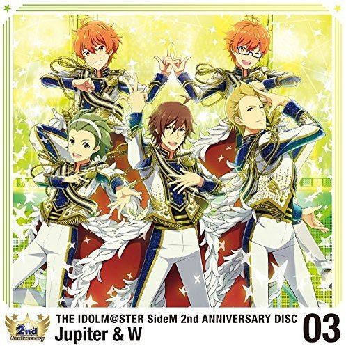 Idolm@Ster SideM 2nd Anniversary Disc 03
