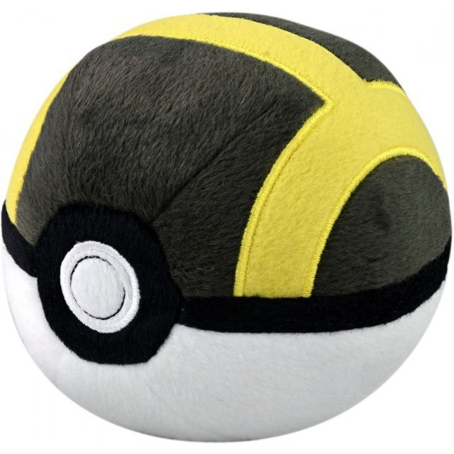 Pokemon Plush: Soft Monster Ball HP / Ultra Ball (Re-run)