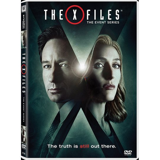 X-Files: The Event Series [3DVD]