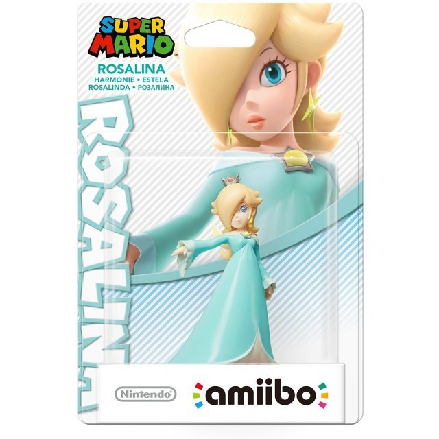 amiibo Super Mario Collection Figure (Rosalina)