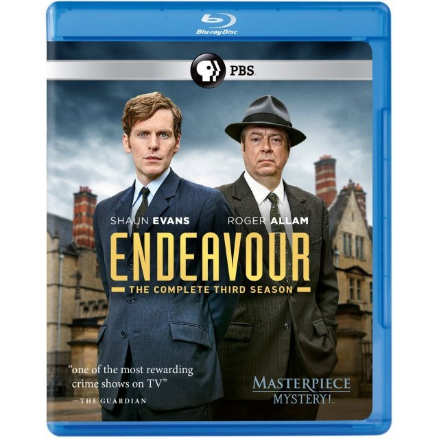 Endeavour: The Complete Third Season