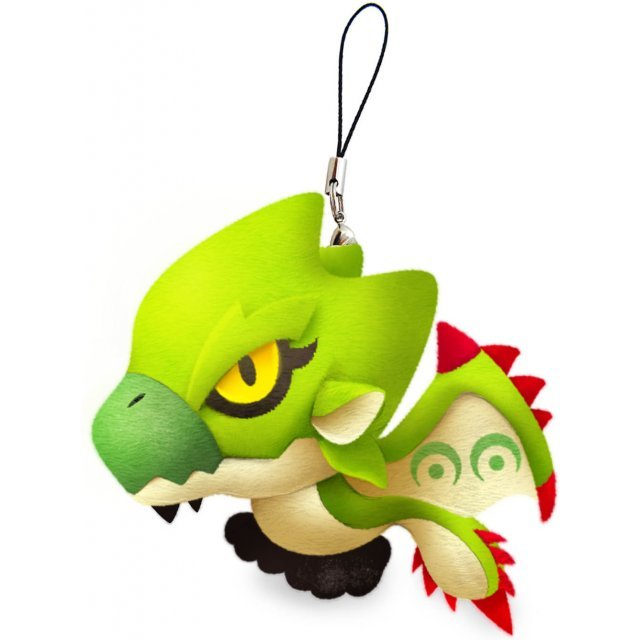 Monster Hunter Monster Mini Mascot Plush: Lioleia