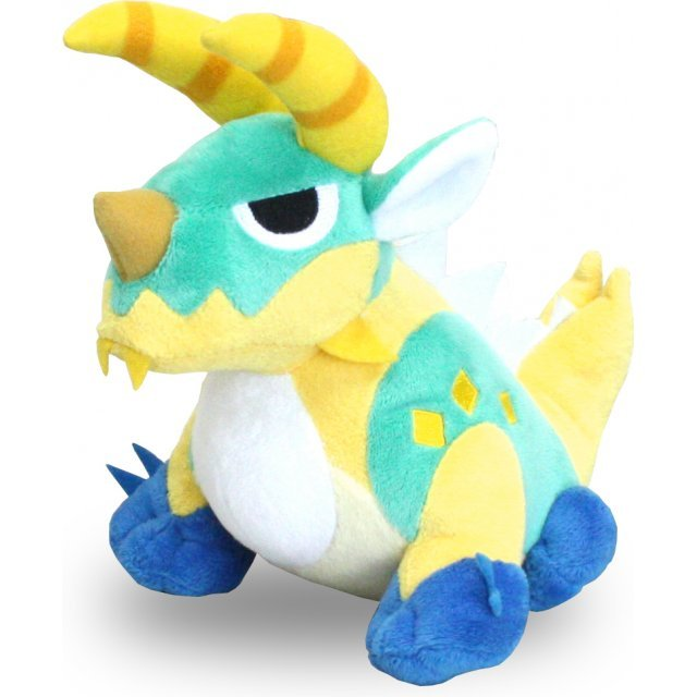 Monster Hunter Monster Plush L: Zinogre
