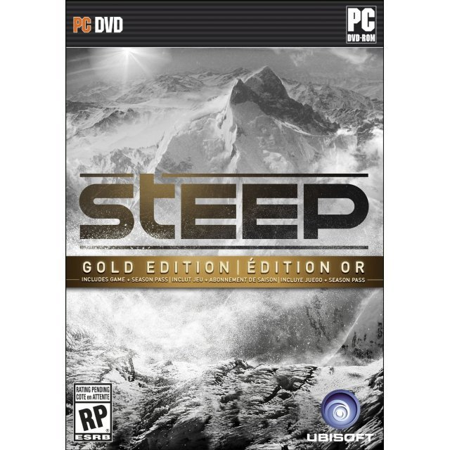 Steep [Gold Edition] (DVD-ROM)