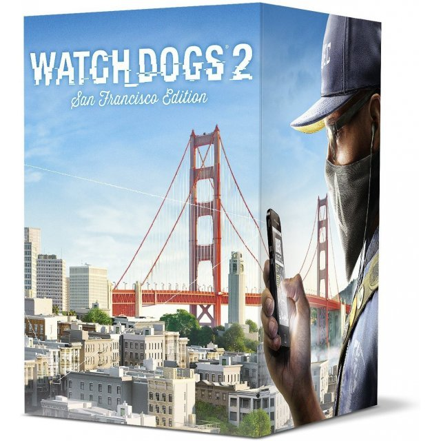 Watch Dogs 2 [San Francisco Edition] (English & Chinese Subs)
