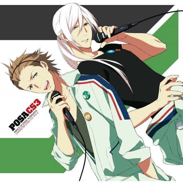 Prince Of Stride Alternative Character Song Cd Vol.3