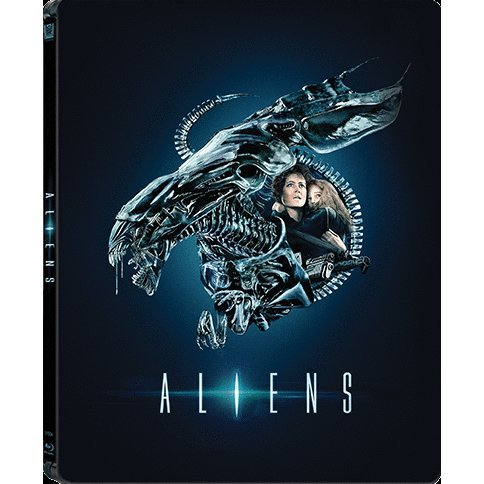 Aliens 30th Anniversary [Steelbook Edition]