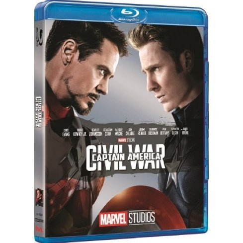 Captain America : Civil War [2D]