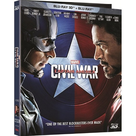 Captain America : Civil War [3D+2D]