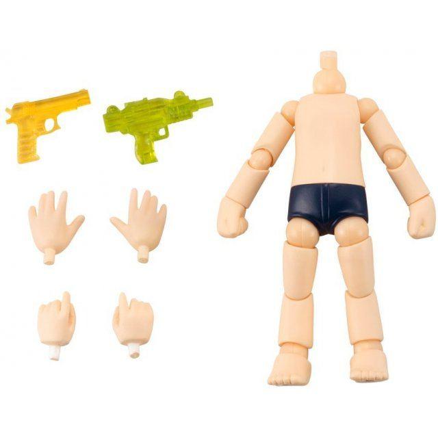Cu-poche Extra Boy School Swimsuit Body (Re-run)