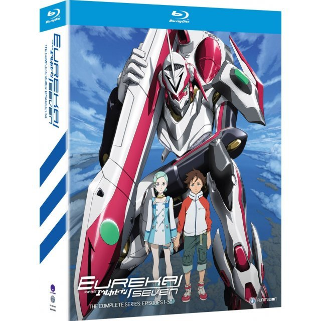 Eureka Seven: The Complete Series Seasons 1 & 2