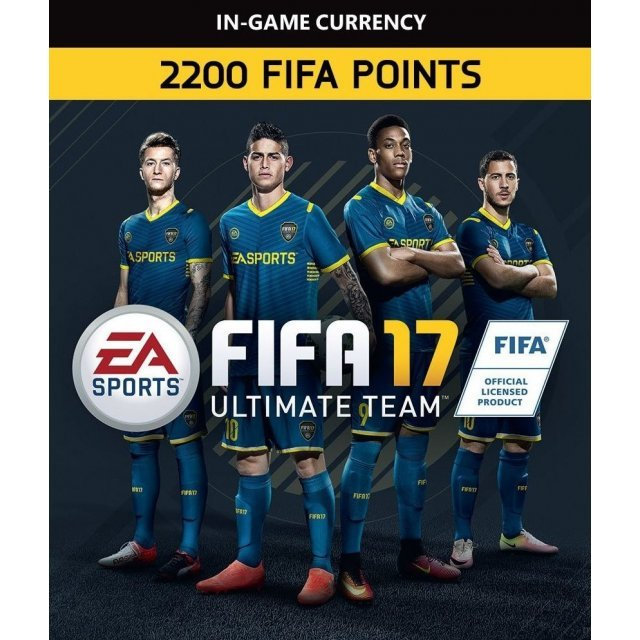 FIFA 17 Ultimate Team Points 2200 [DLC] (Origin)