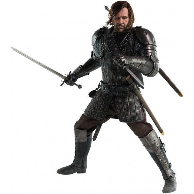 Game of Thrones 1/6 Scale Pre-Painted Figure: Sandor Clegane The Hound