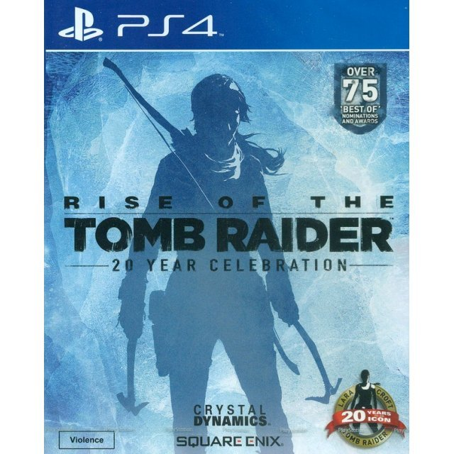 Rise of the Tomb Raider: 20 Year Celebration (English)