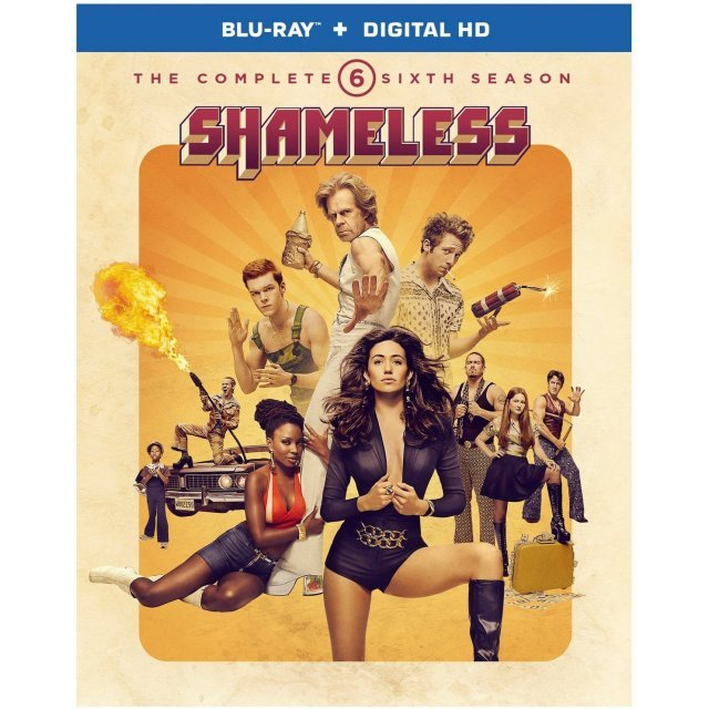 Shameless: The Complete Sixth Season [Blu-ray+Digital HD]