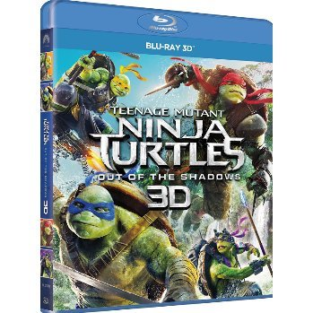 Teenage Mutant Ninja Turtles: Out of the Shadows [3D]