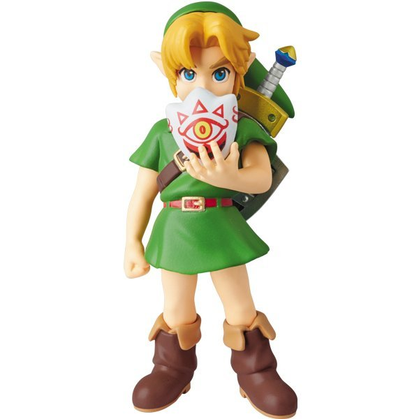 Ultra Detail Figure The Legend of Zelda: Link (Majora's Mask 3D)