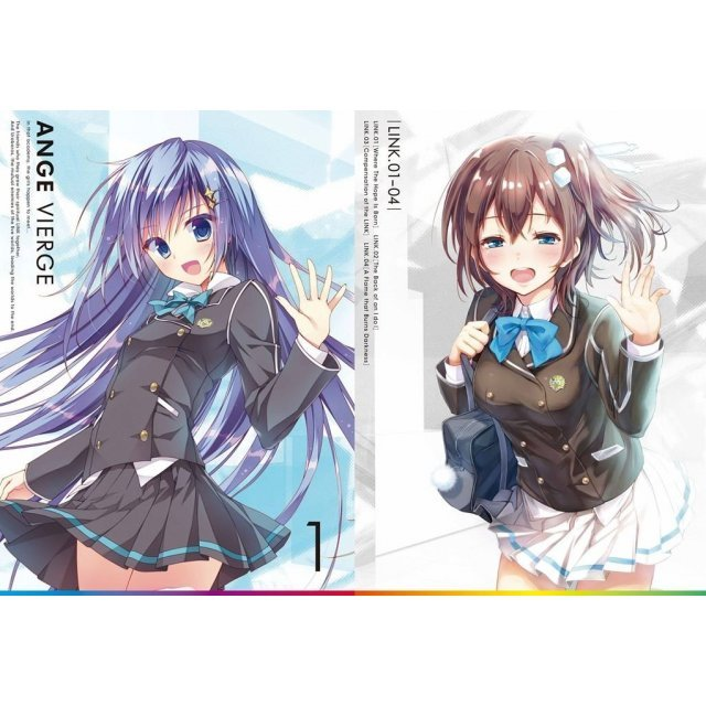 Ange Vierge Dvd Box 1 [Limited Edition]