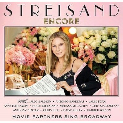 Encore: Movie Partners Sing Broadway (Deluxe CD)