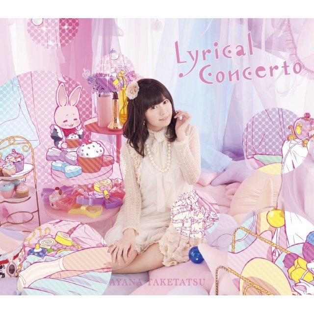 Lyrical Concerto [CD+2Blu-ray Limited Edition]