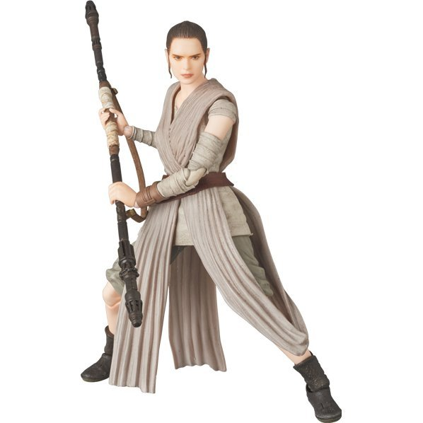 MAFEX Star Wars The Force Awakens: Rey