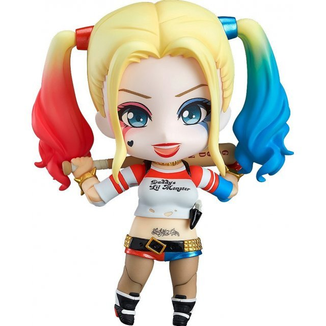 Nendoroid No. 672 Suicide Squad: Harley Quinn Suicide Edition (Re-run)