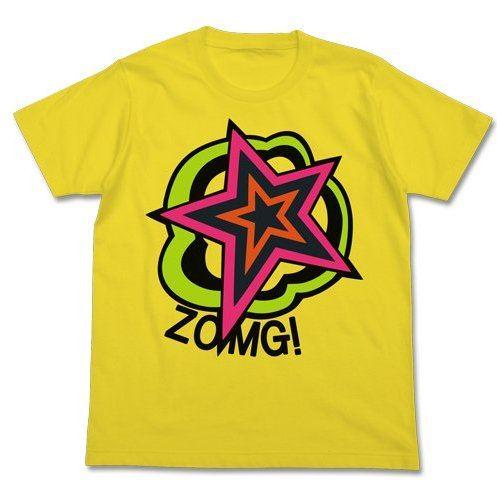 Persona 5 T-shirt Yellow: Ryuji (L Size)