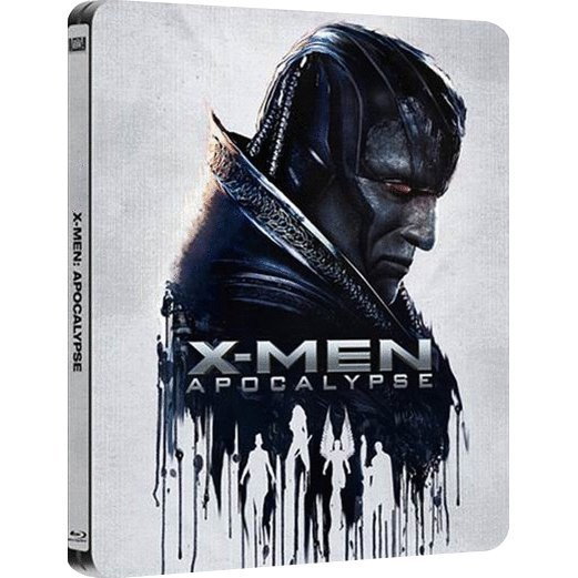 X-Men: Apocalypse [3D] [Steelbook Edition]