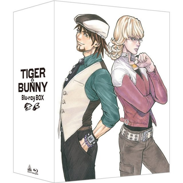 Tiger And Bunny Blu-ray Box [Limited Edition]