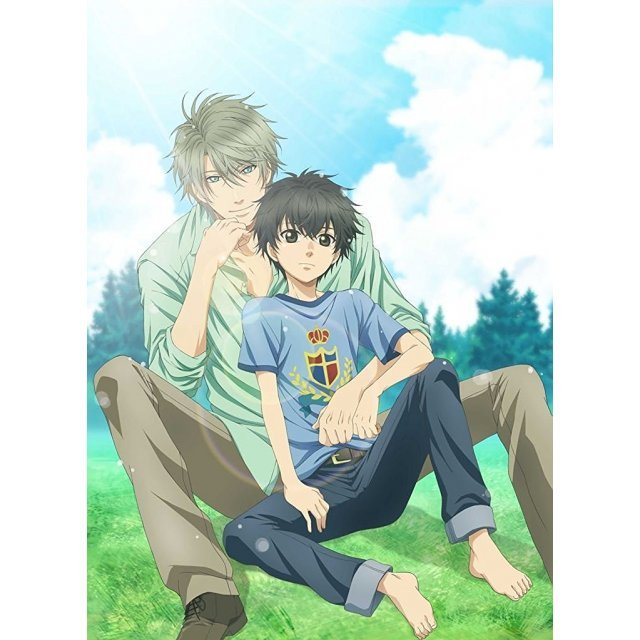 Super Lovers Vol.5 [Blu-ray+CD Limited Edition]