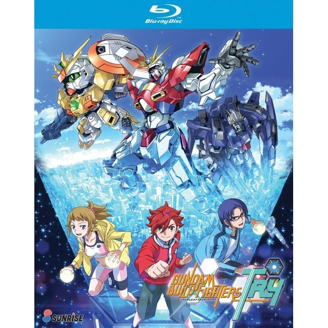 Gundam Build Fighters: Try - Season One