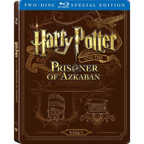 Harry Potter and the Prisoner of Azkaban (2-Disc)(Steelbook)