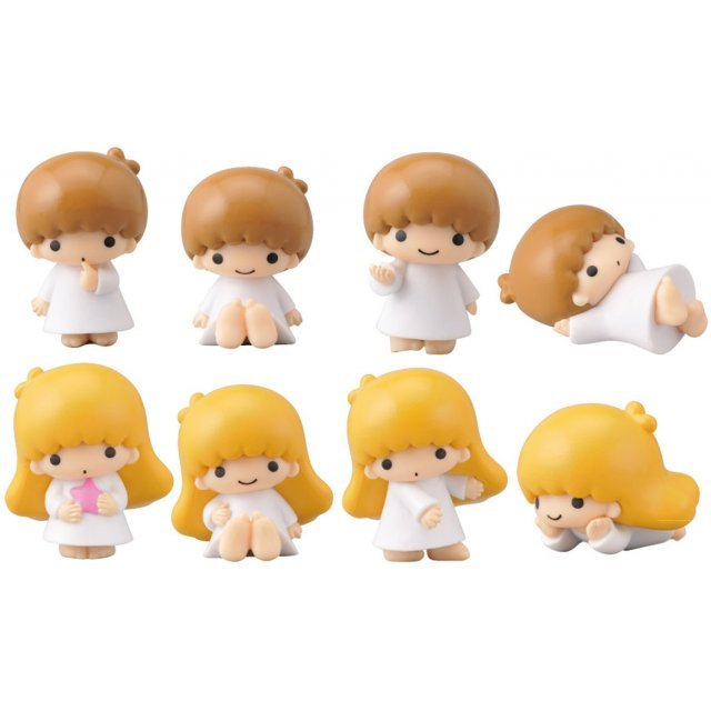 Little Twin Stars Nosechara Solo (Set of 8 pieces)