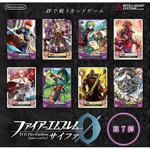 TCG Fire Emblem Cipher Booster Pack: Shido wo Yuku (Set of
