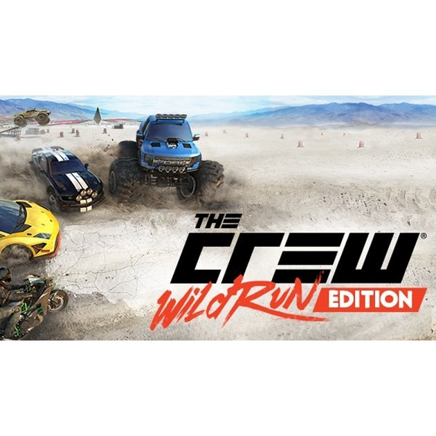 The Crew: Wild Run Edition [incl. base game and DLC]