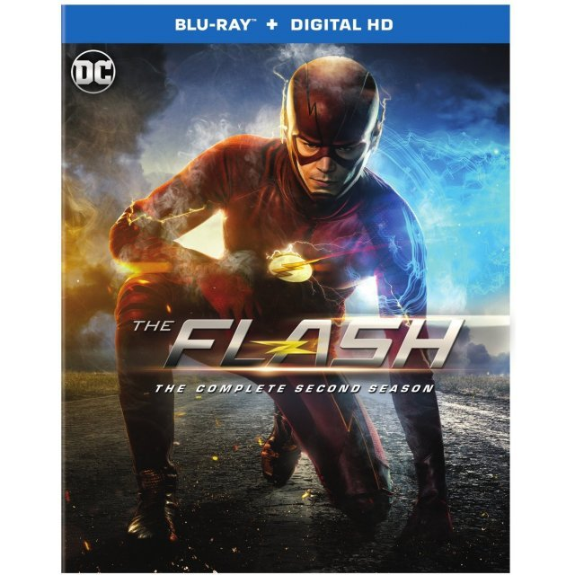 The Flash: The Complete Second Season [Blu-ray+Digital HD]