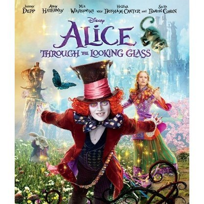 Alice Through the Looking Glass (2D)
