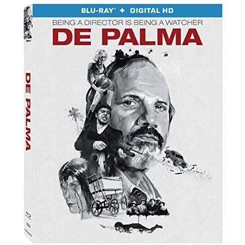 De Palma [Blu-ray+Digital HD]