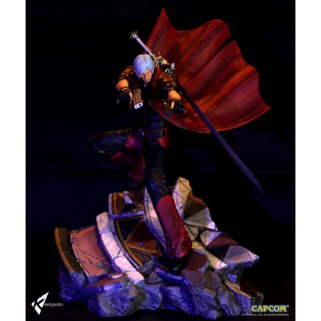 Devil May Cry 4 1/6 Scale Diorama: Sons of Sparda - Dante