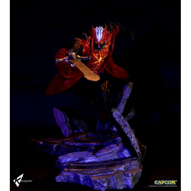 Devil May Cry 4 1 6 Scale Diorama Sons Of Sparda Dante