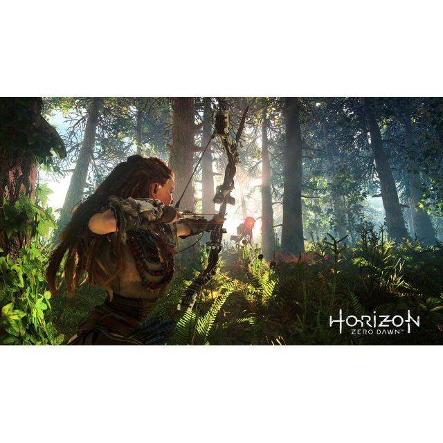 horizon zero dawn collectors edition playstation 4