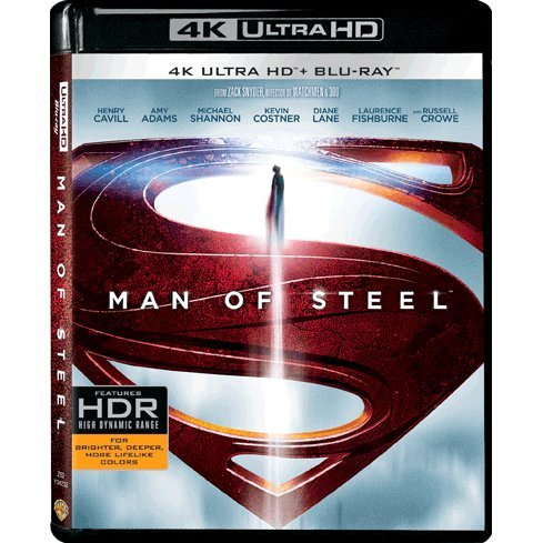 Man of Steel [4K UHD+BD 2-DISC]