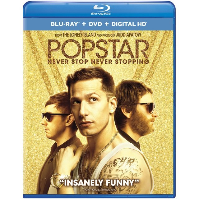 Popstar - Never Stop Never Stopping [Blu-ray+DVD+Digital HD]