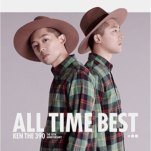 Ken The 390 All Time Best - The 10th Anniversary [2CD+DVD]